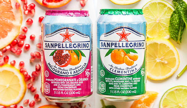 More fruity flavours from Sanpellegrino