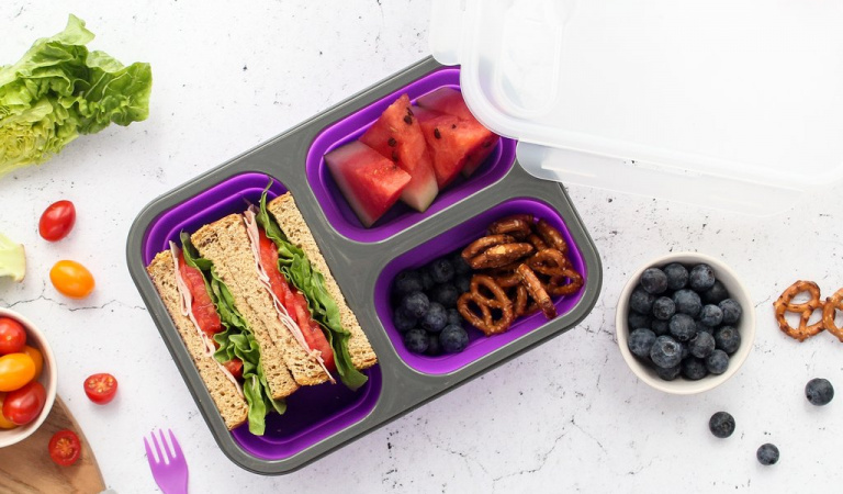 A lunchbox for small and big kids