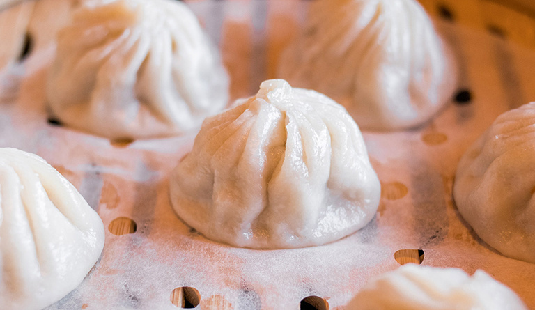 Fresh dumplings in the comfort of your home
